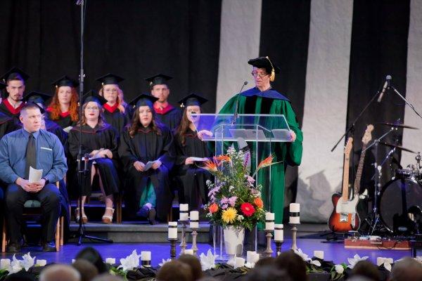 Steinbach Bible College Graduation